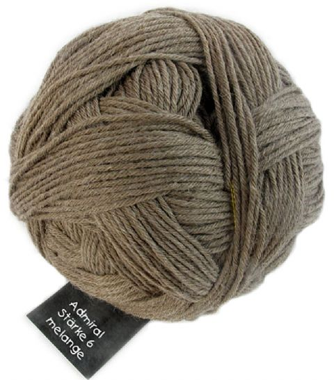 Schoppel-Wolle ADMIRAL 6-ply 7398m camel